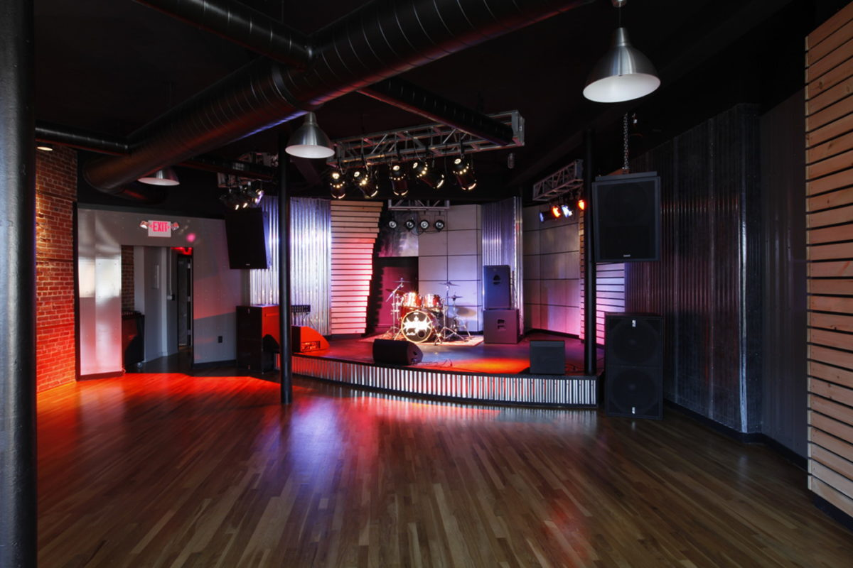 music education facility venue