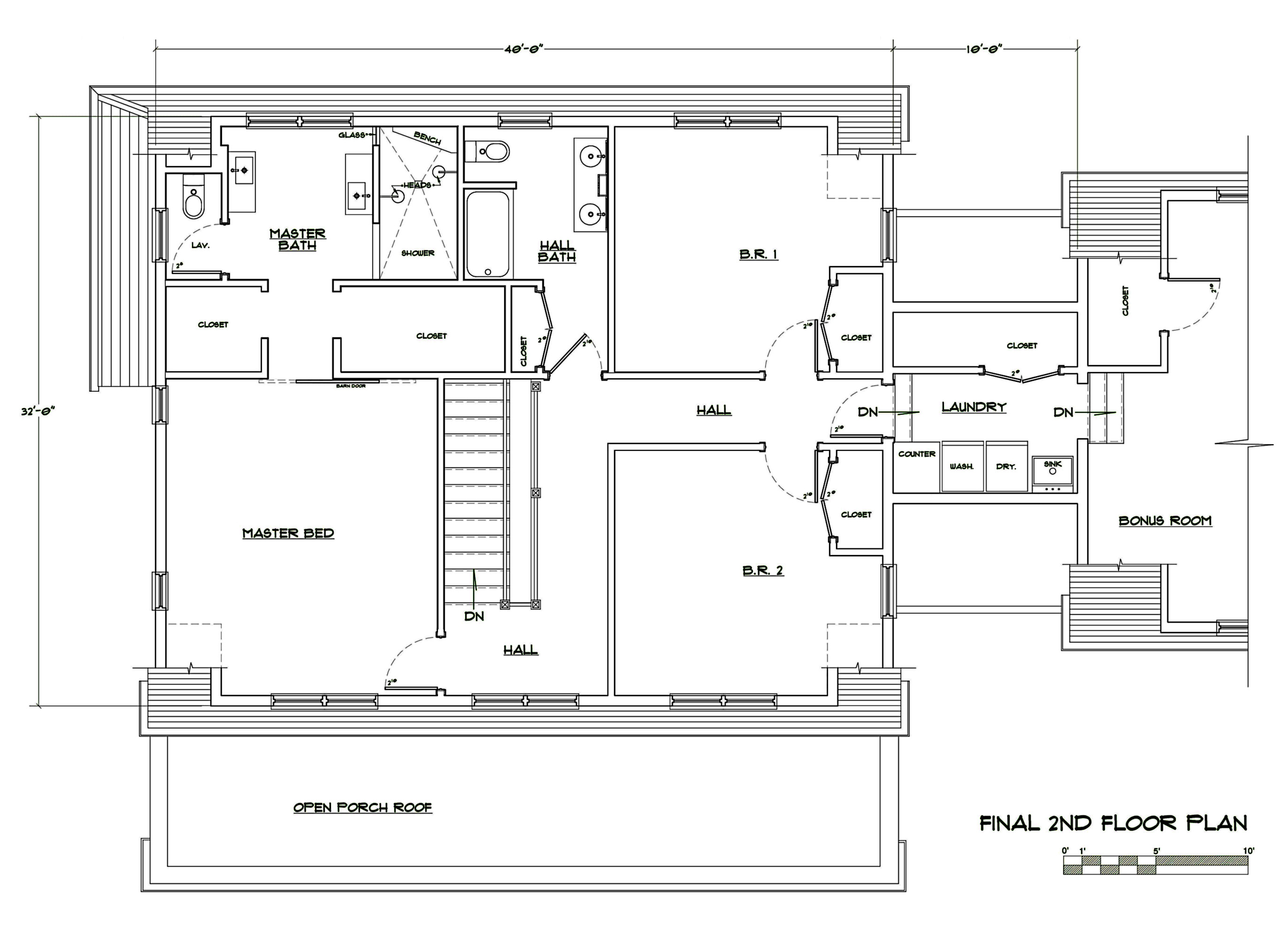 How to customize a spec home floor plan part 2 brad for What is a spec home