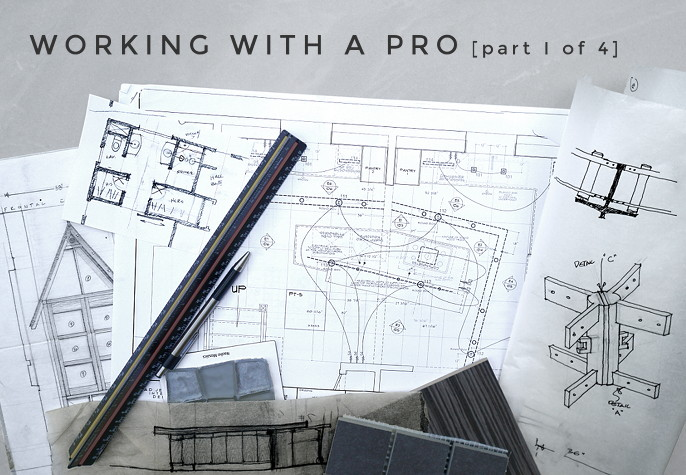 Working with a pro part 1 - what exactly does an interior designer do?